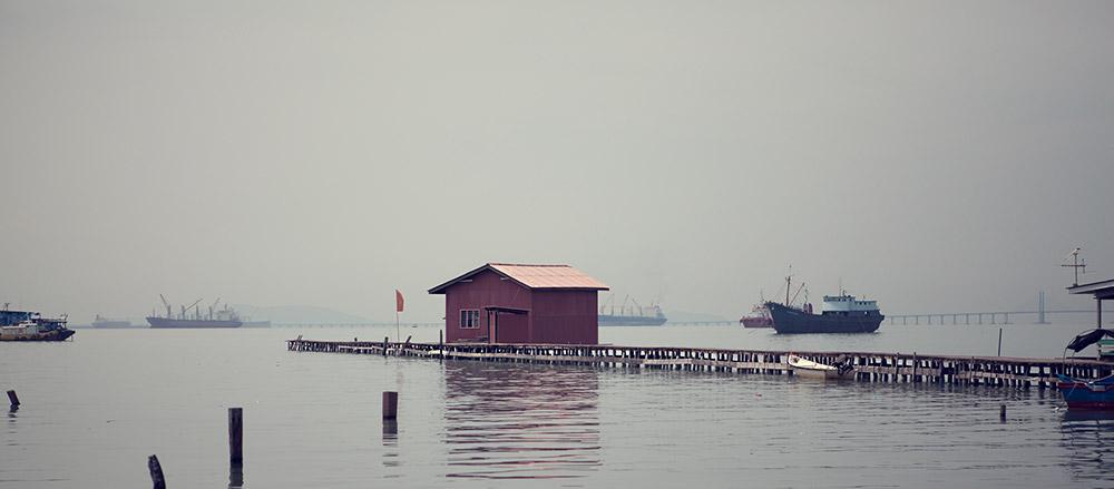 George Town, Penang / 35mm