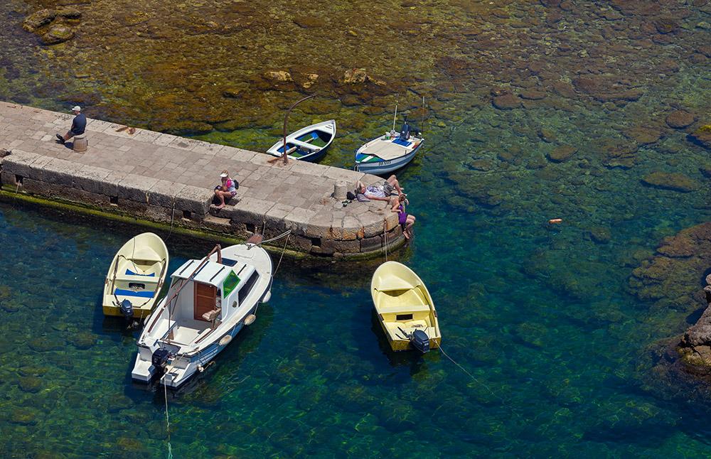 Dubrovnik Summer / 35mm