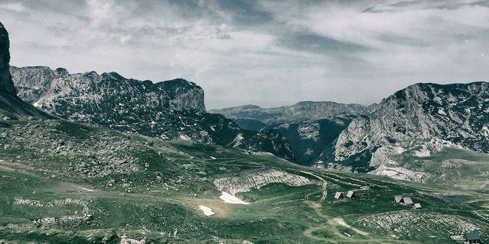 Highlands Montenegro / 35mm