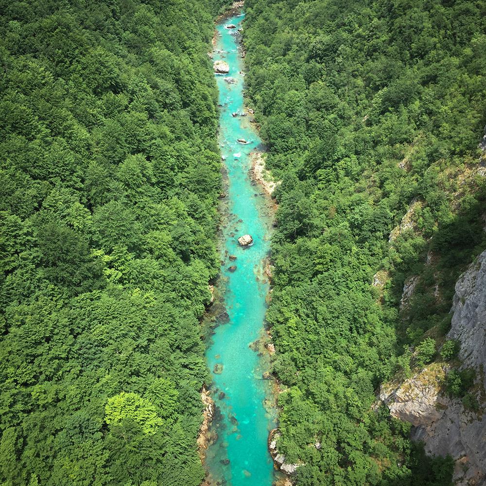 Tara River / 35mm
