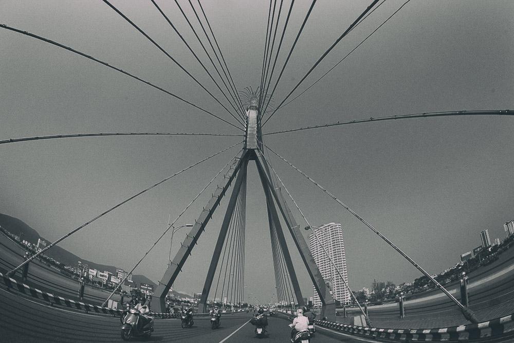 Bikies, Na Trang / 35mm
