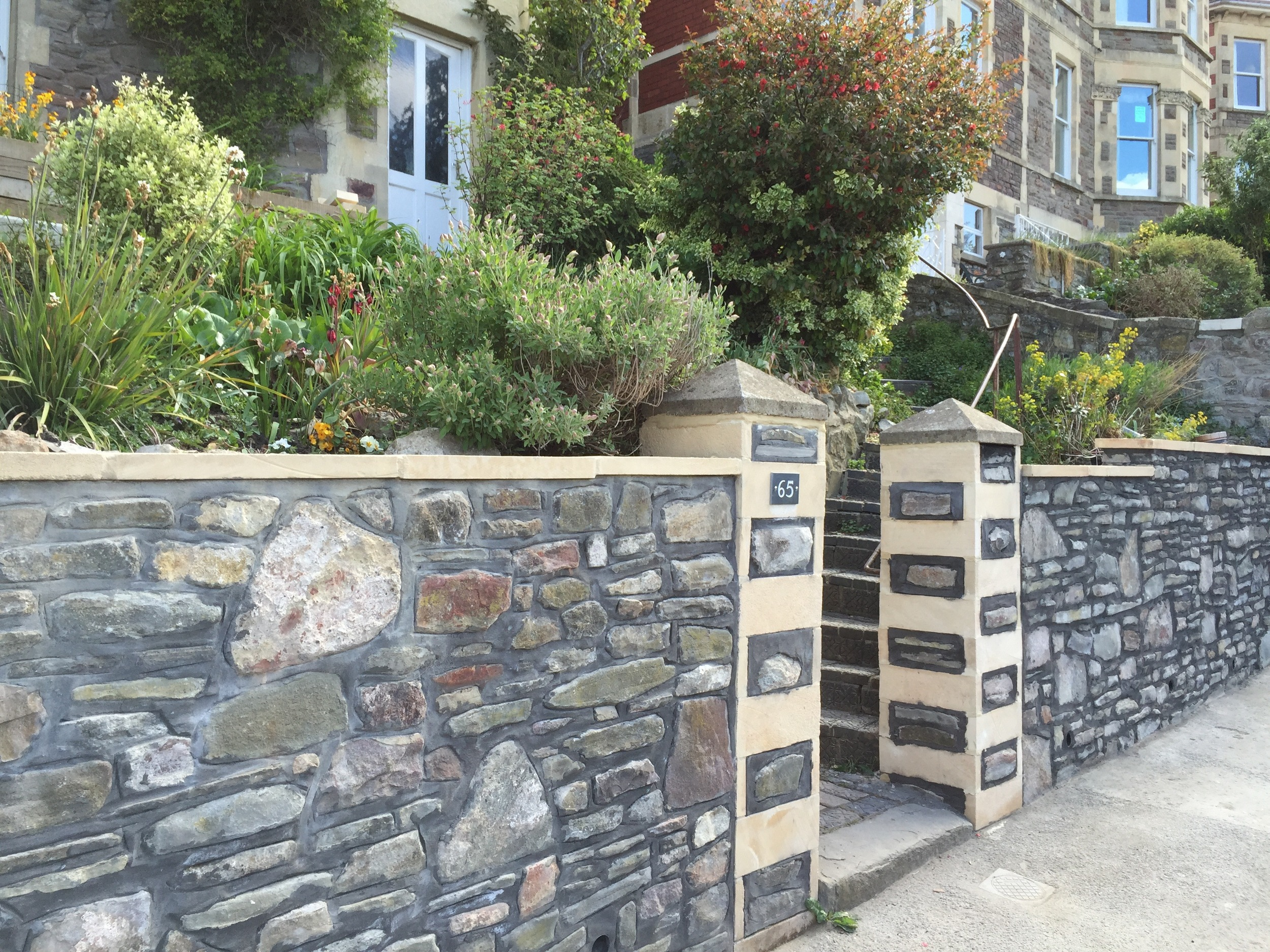 Pennant Wall Bristol Landscapes