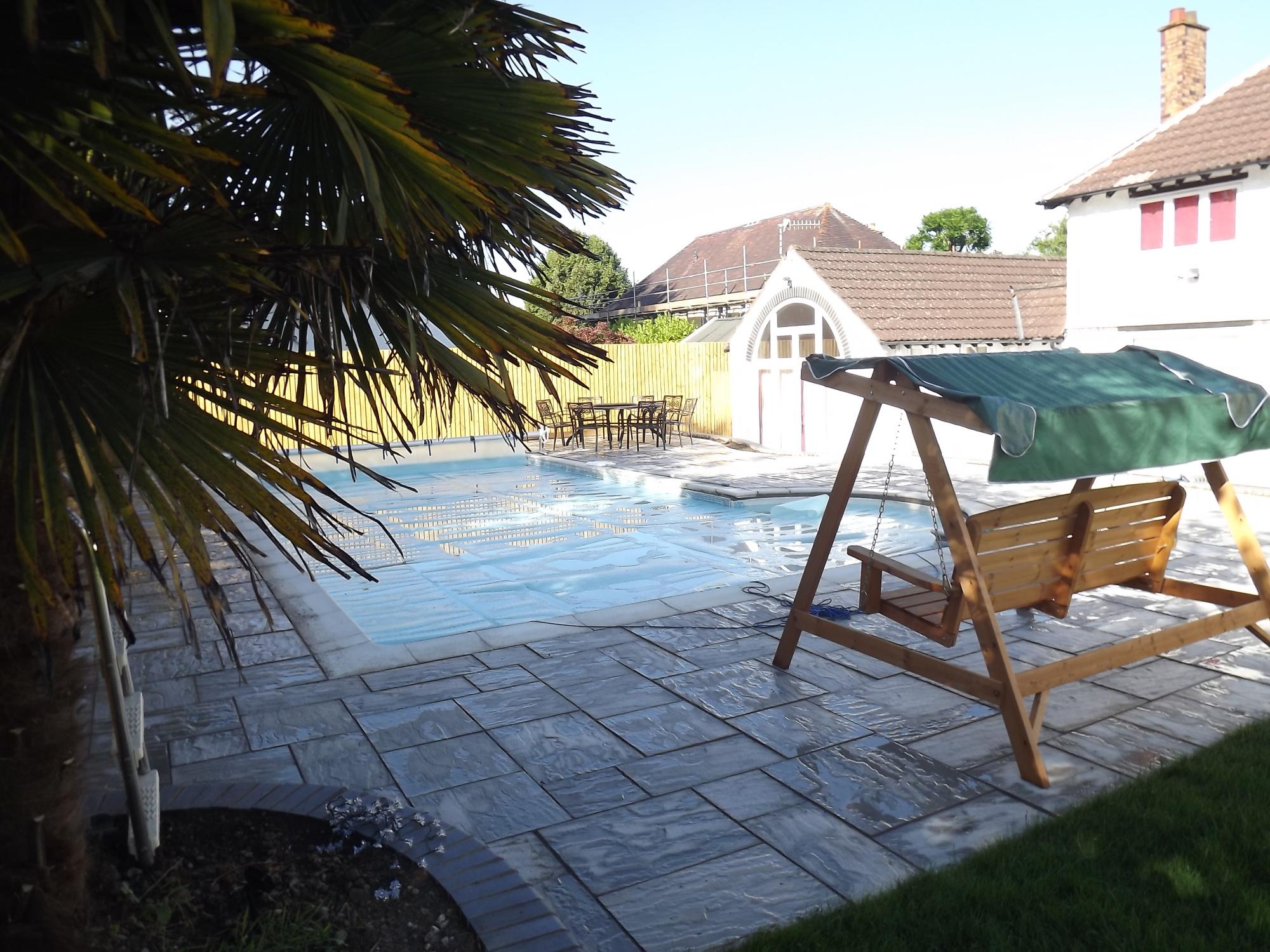 Swimming Pool Bristol Landscapes
