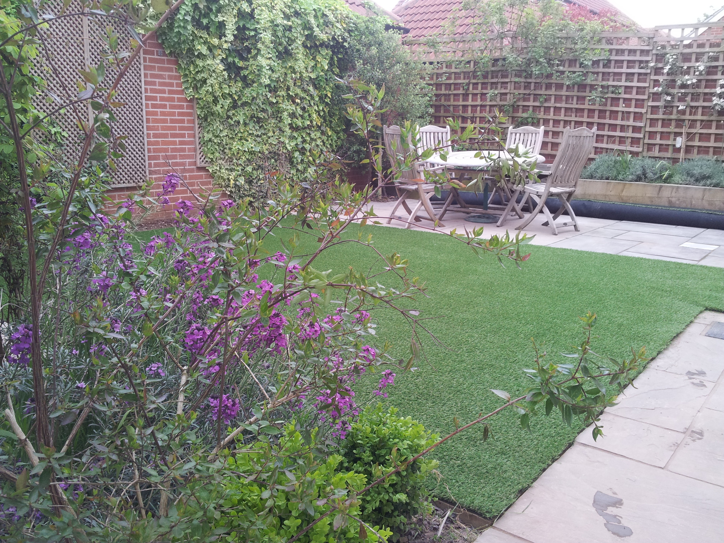 Artificial Grass Bristol Landscape