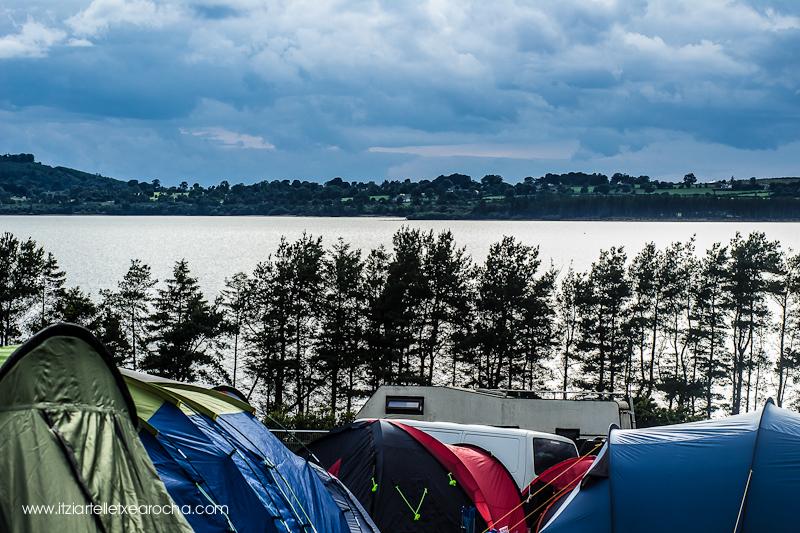 "#knockanstockan 2015 ""View to the Blessington Lake"""