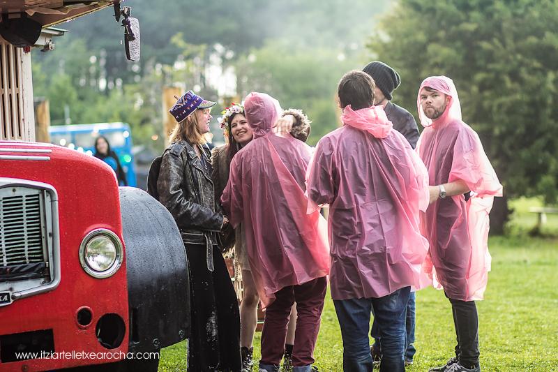 """#knockanstockan 2015 """"Rain or no rain"""""""