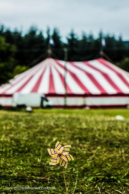 """#knockanstockan2015 """"Dimestore Circus stage"""""""