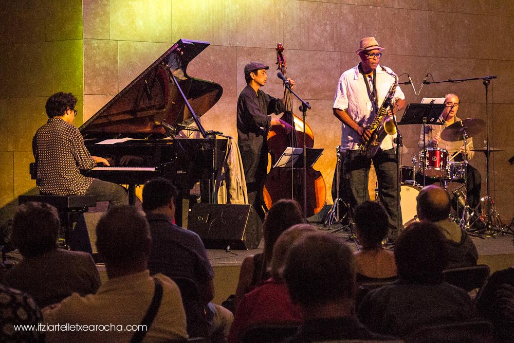 Jazz  Jean Toussaint Quartet