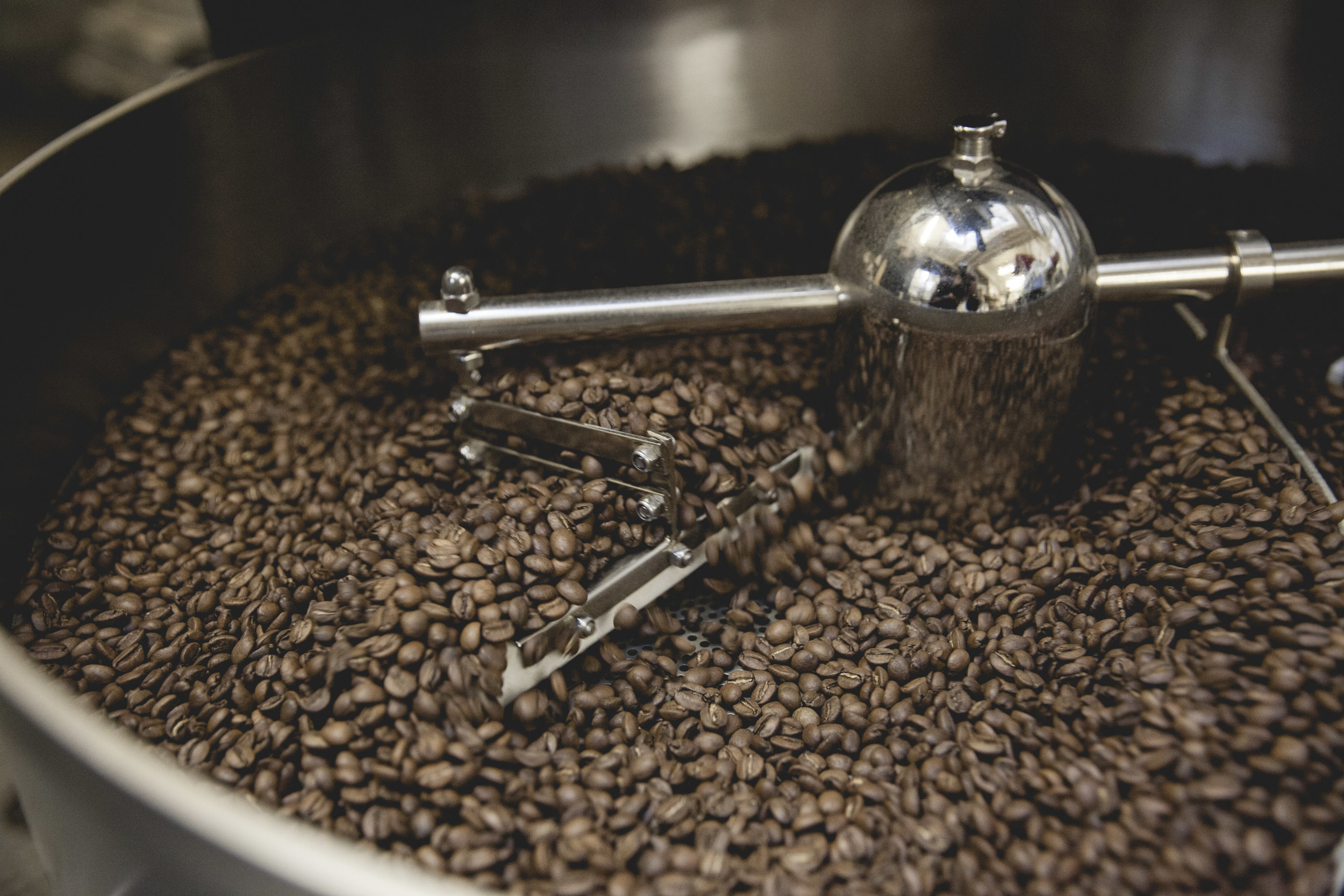 The Assembly Espresso - Created Collectively <br> The concept and process creating the Assembly Blend