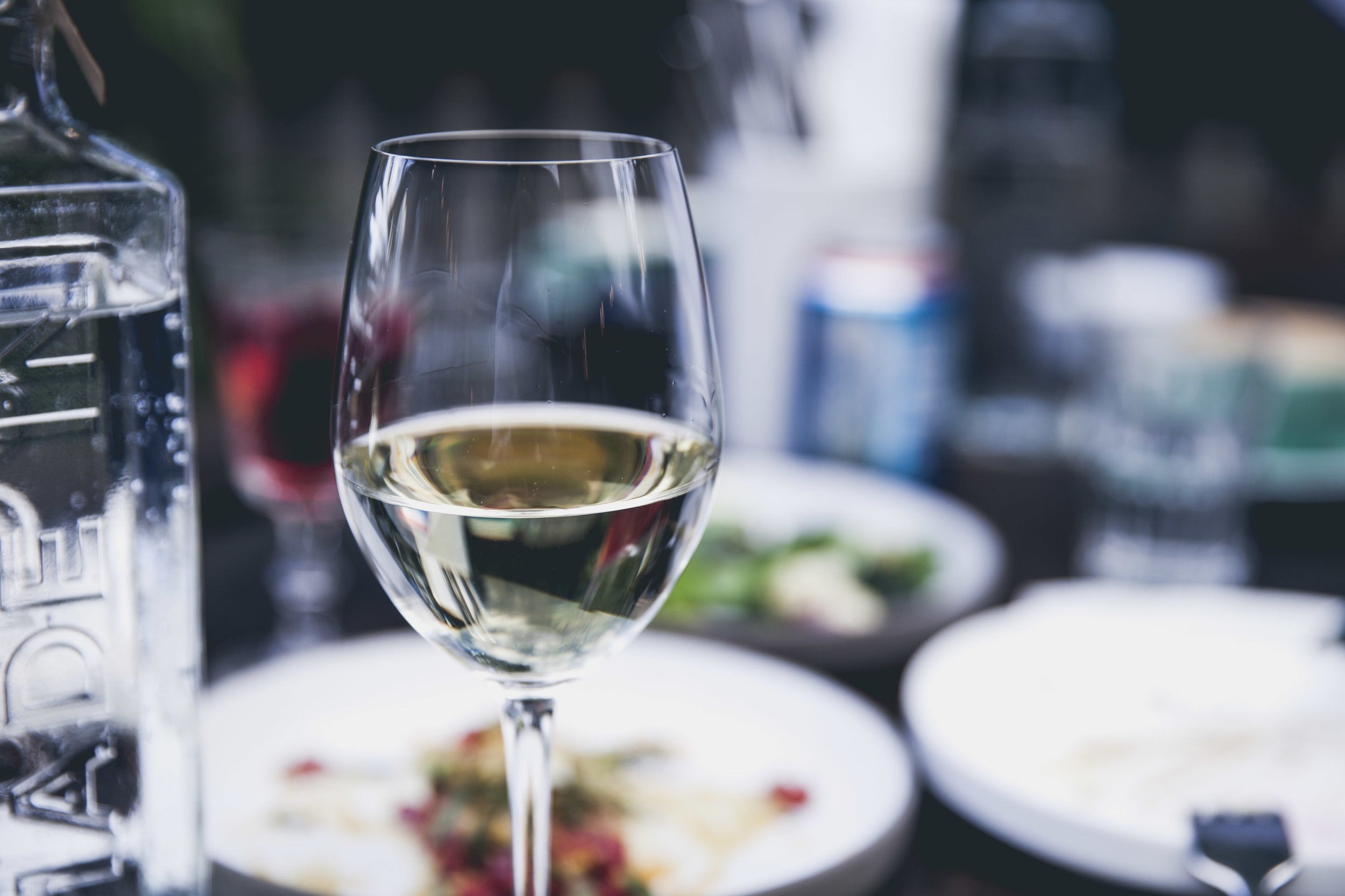 Wine at Sager +Wilde - Photo:  Charlie McKay