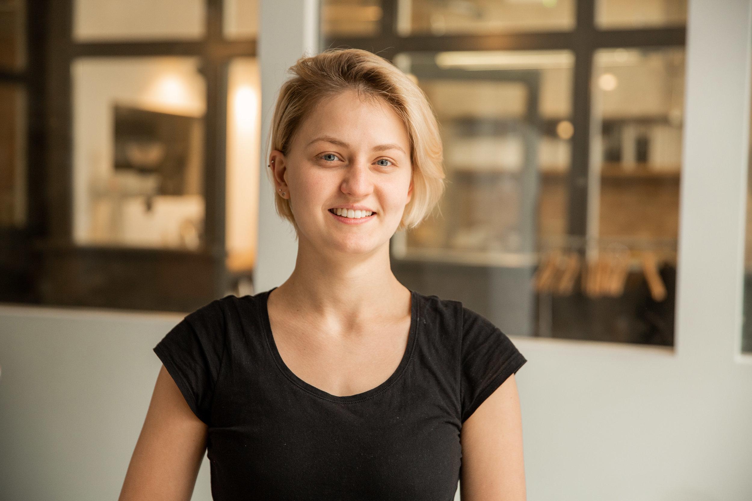 Lydia Smith — Digital Marketing Manager