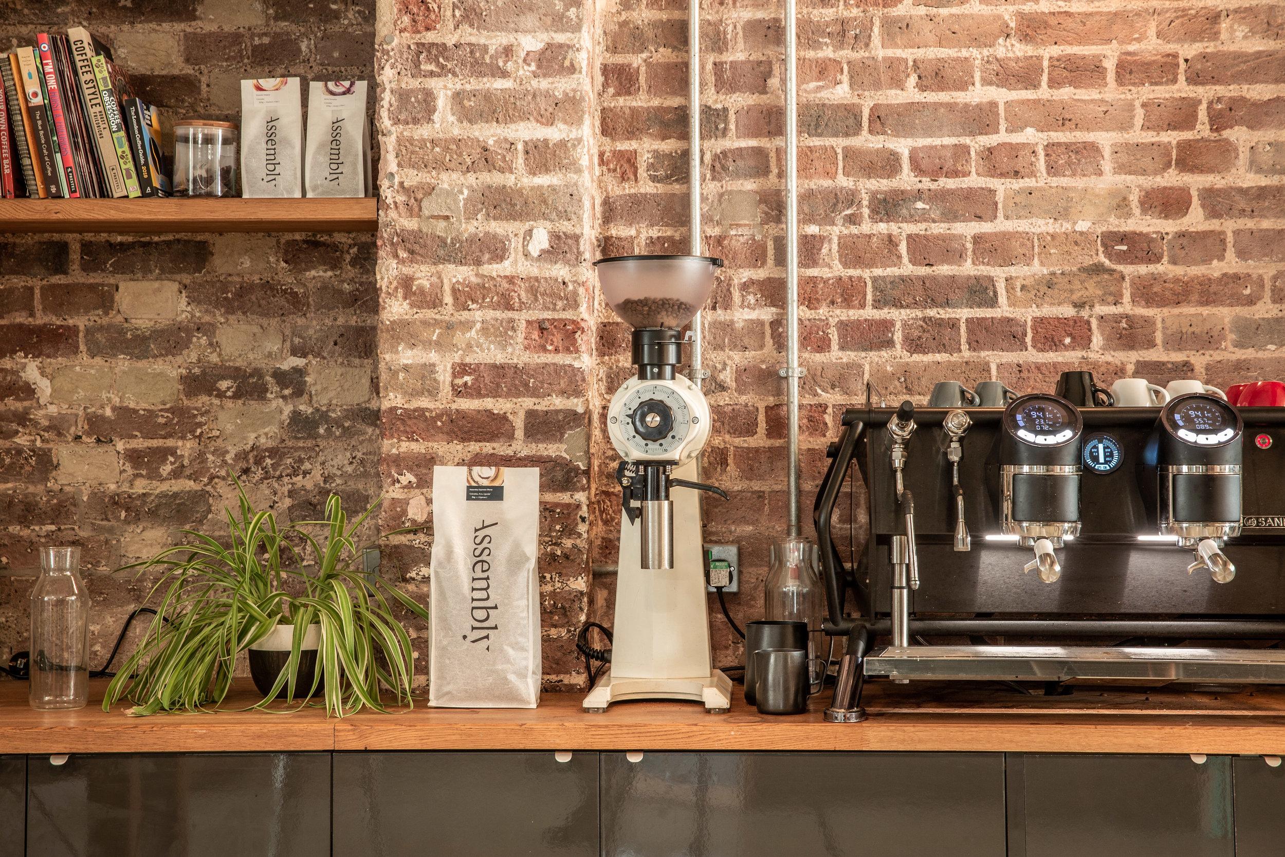 Espresso Bar — Sanremo Cafe Racer