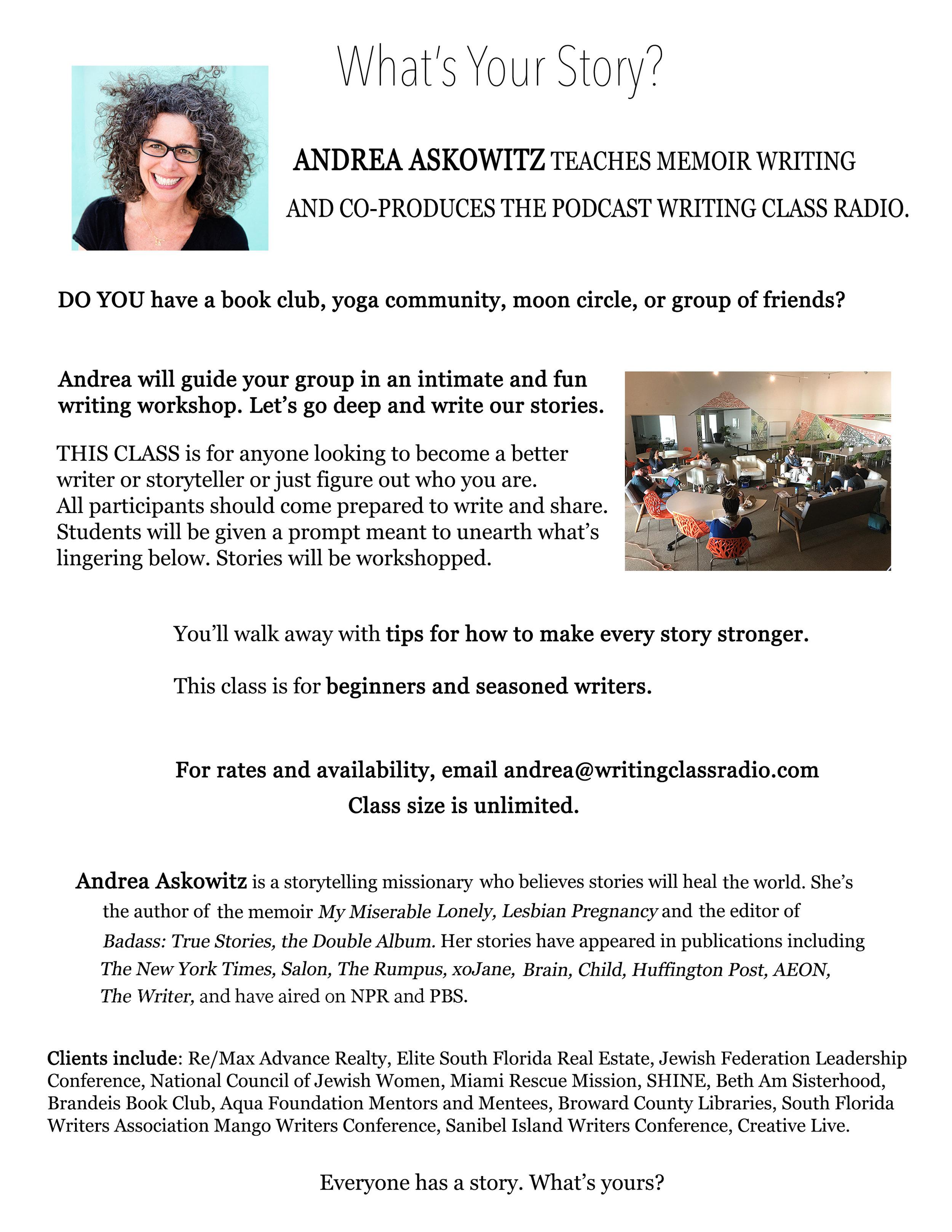 andrea's memoir class one page.jpg