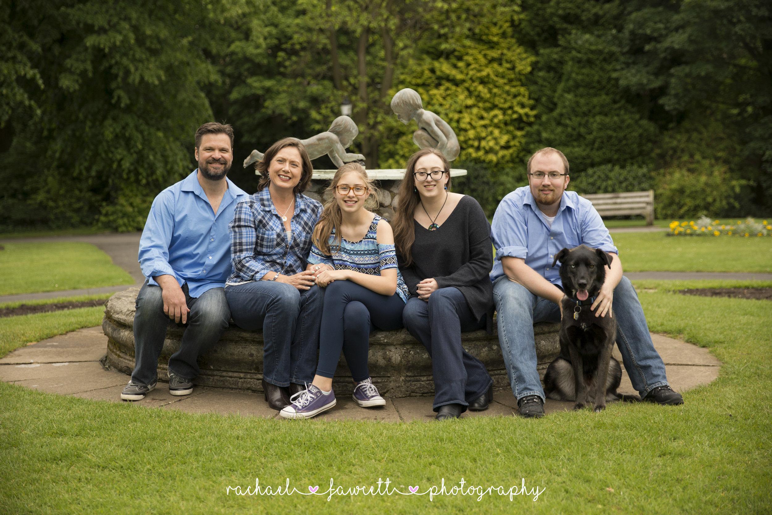 Garczynski Family