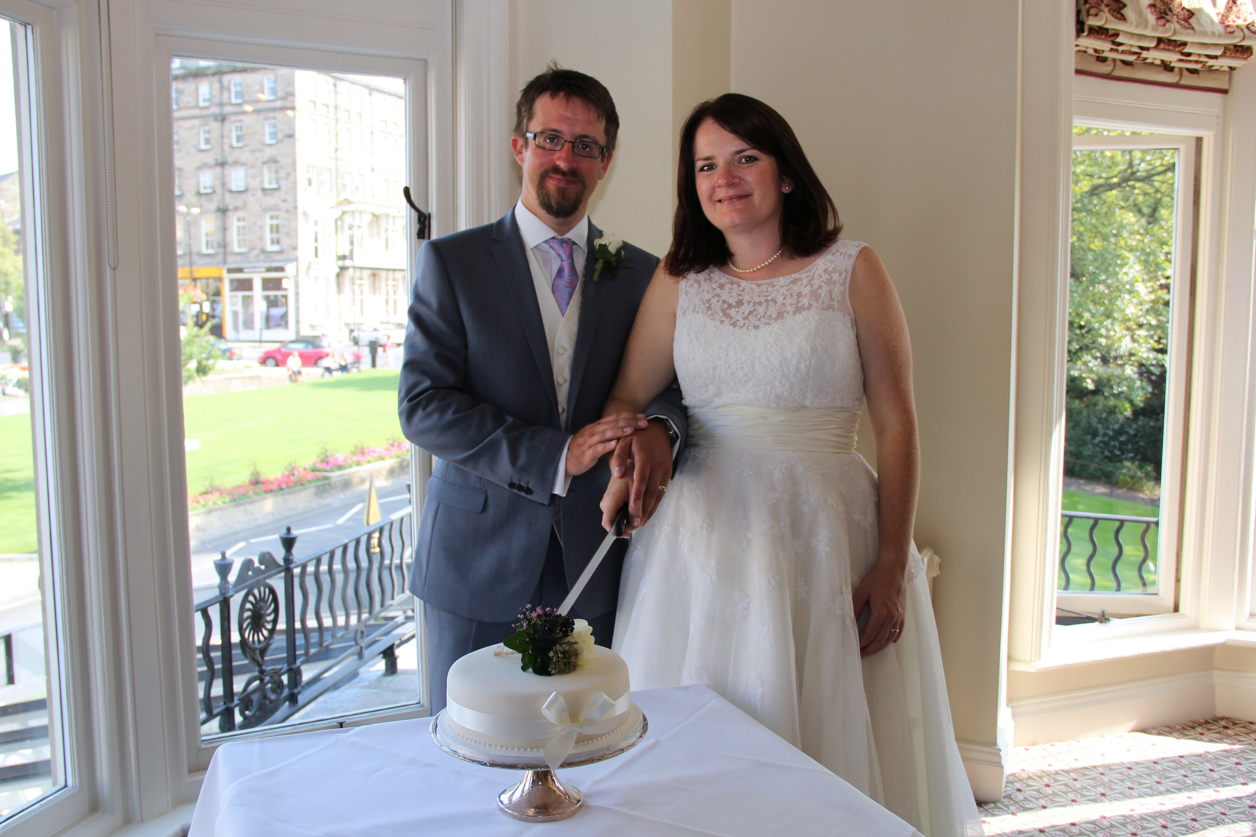 Mr and Mrs Tuckwell