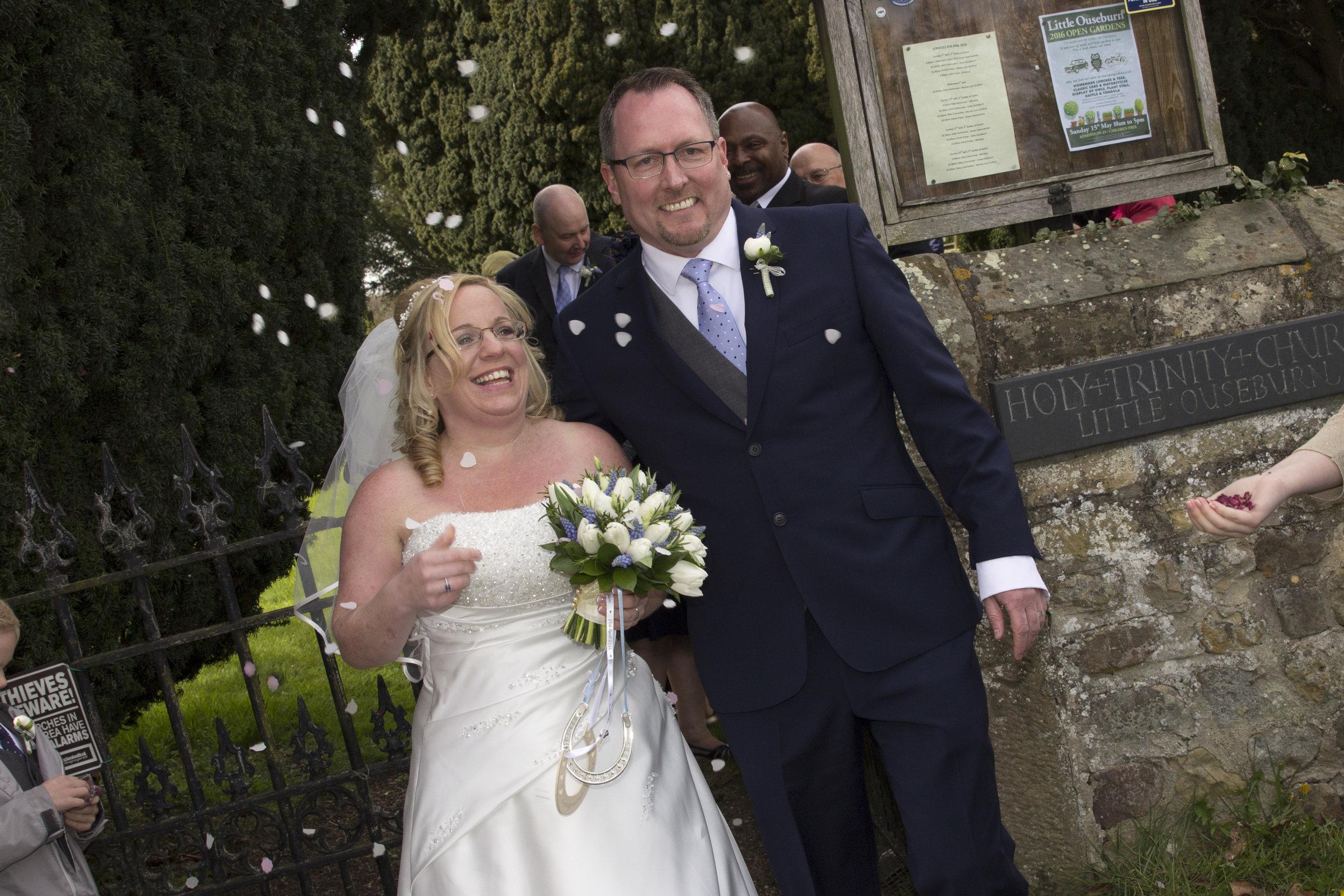 Mr and Mrs Bridgewater