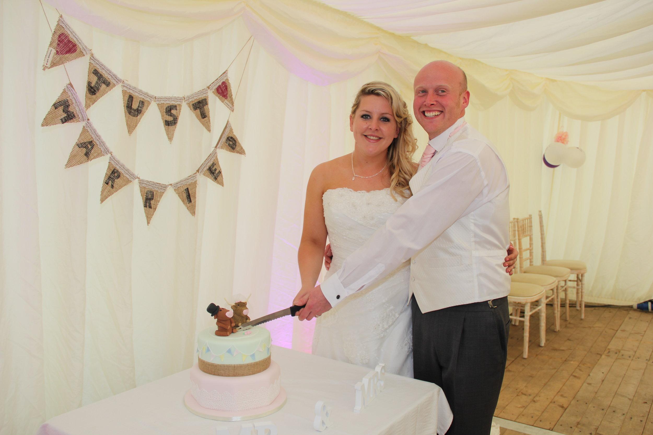 Mr and Mrs Dawson
