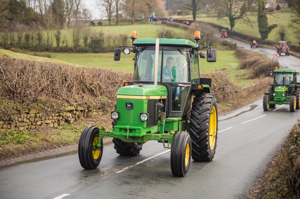 YFC Tractor Run