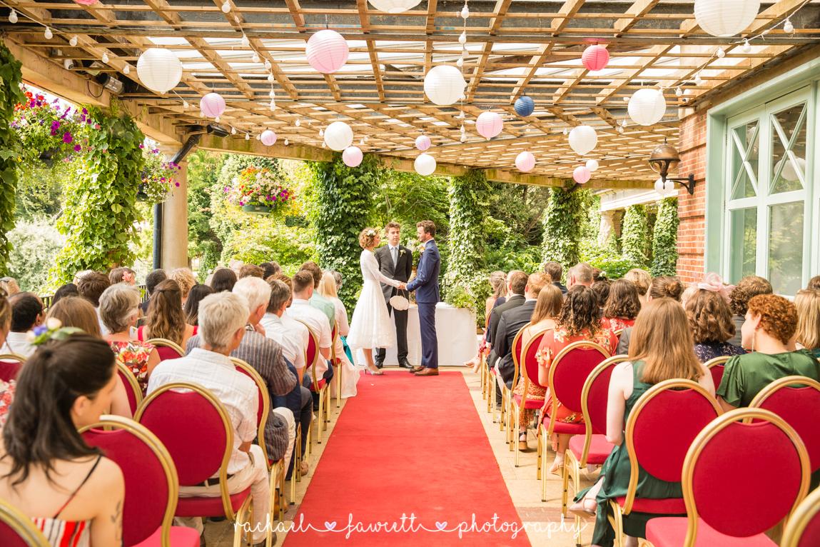 Meriel and Max Wedding 124