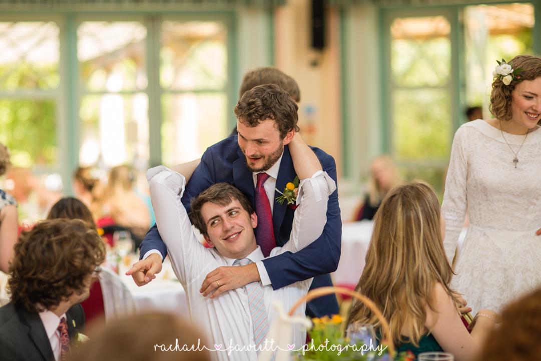Meriel and Max Wedding 426