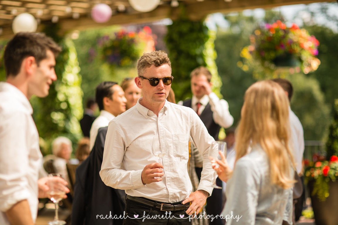 Meriel and Max Wedding 446
