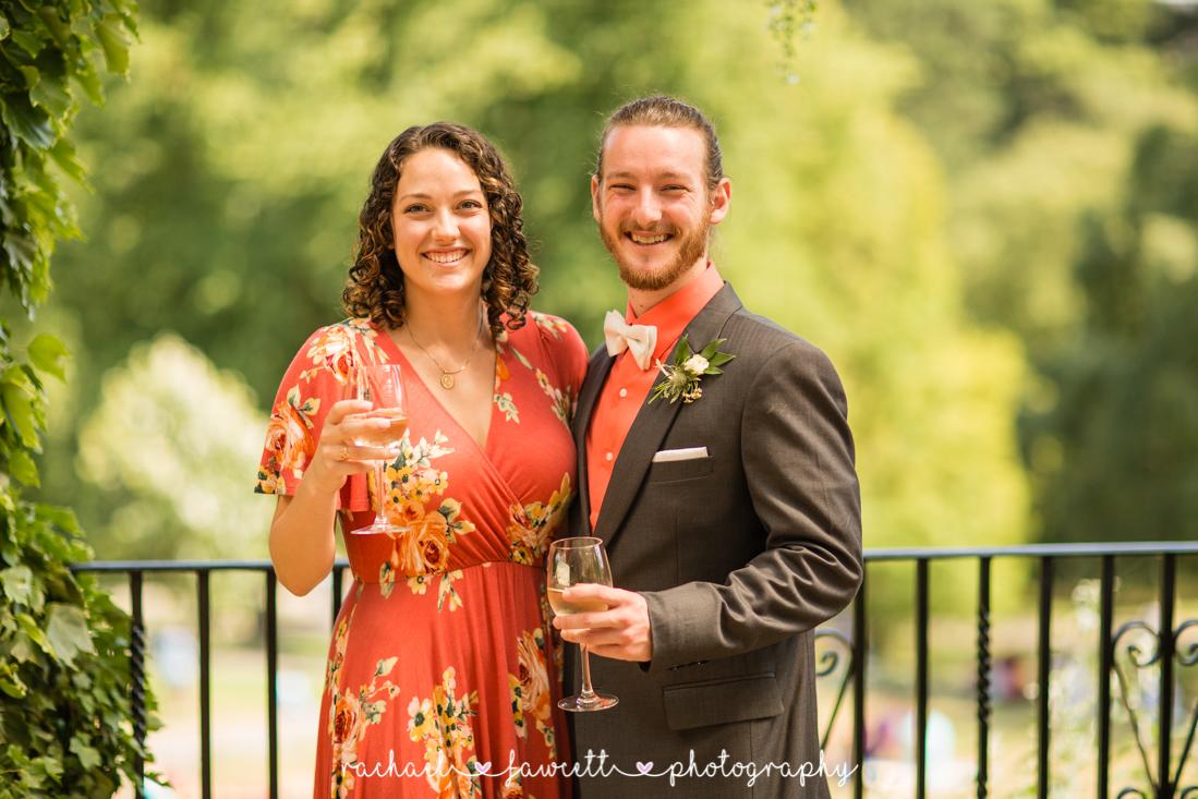 Meriel and Max Wedding 451