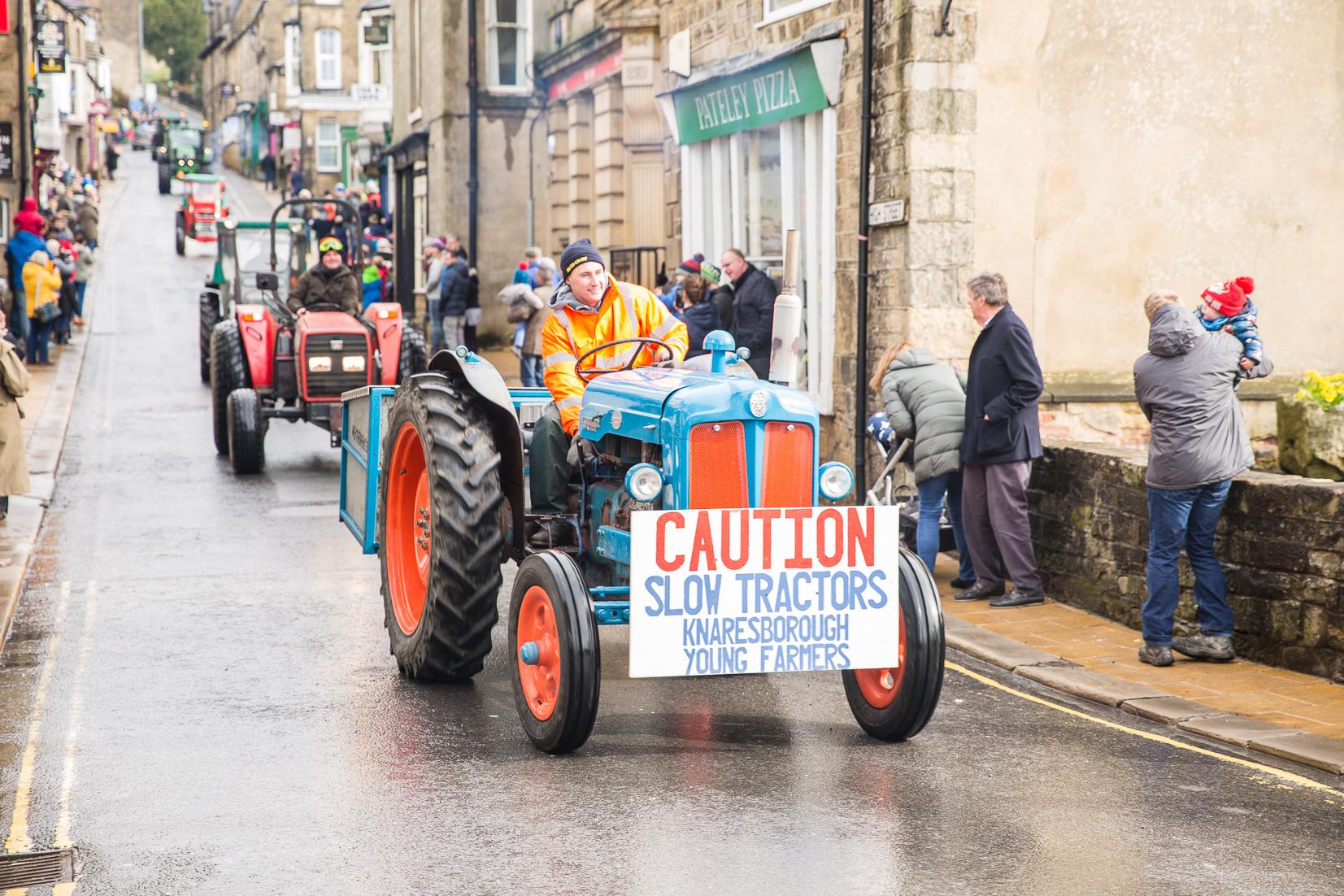 YFC Tractor Run 2019