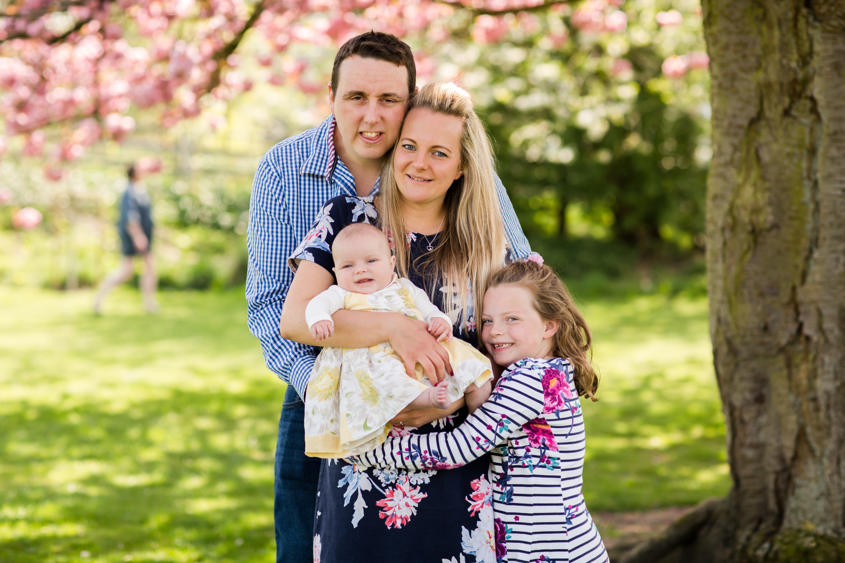 Alice & Family