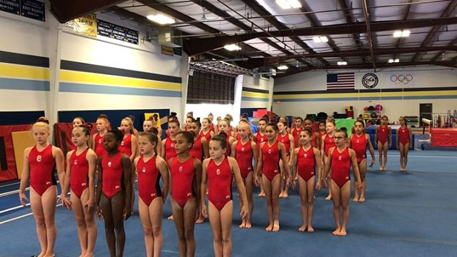 Our last developmental camp leads us into our next competitive season. Let's do it region 6!!! Great work and thank you at all athletes, coaches, and clinicians. #region6gymnastics  #teamworkmakesthedreamwork