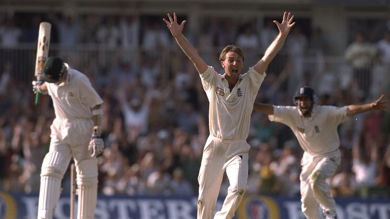 On a string: Phil Tufnell's finest hour, as he demolished the Aussies at the Oval, 1997