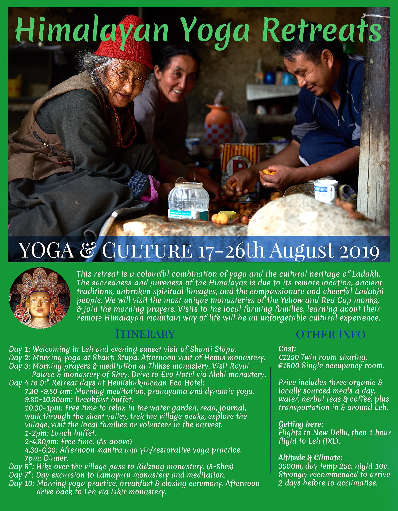 Yoga & Culture