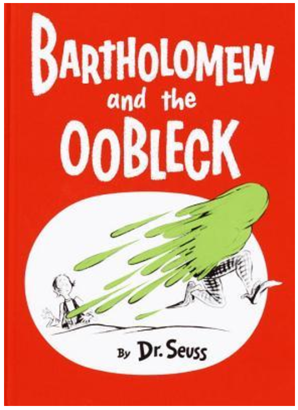 Bartholomew and the Ooblek