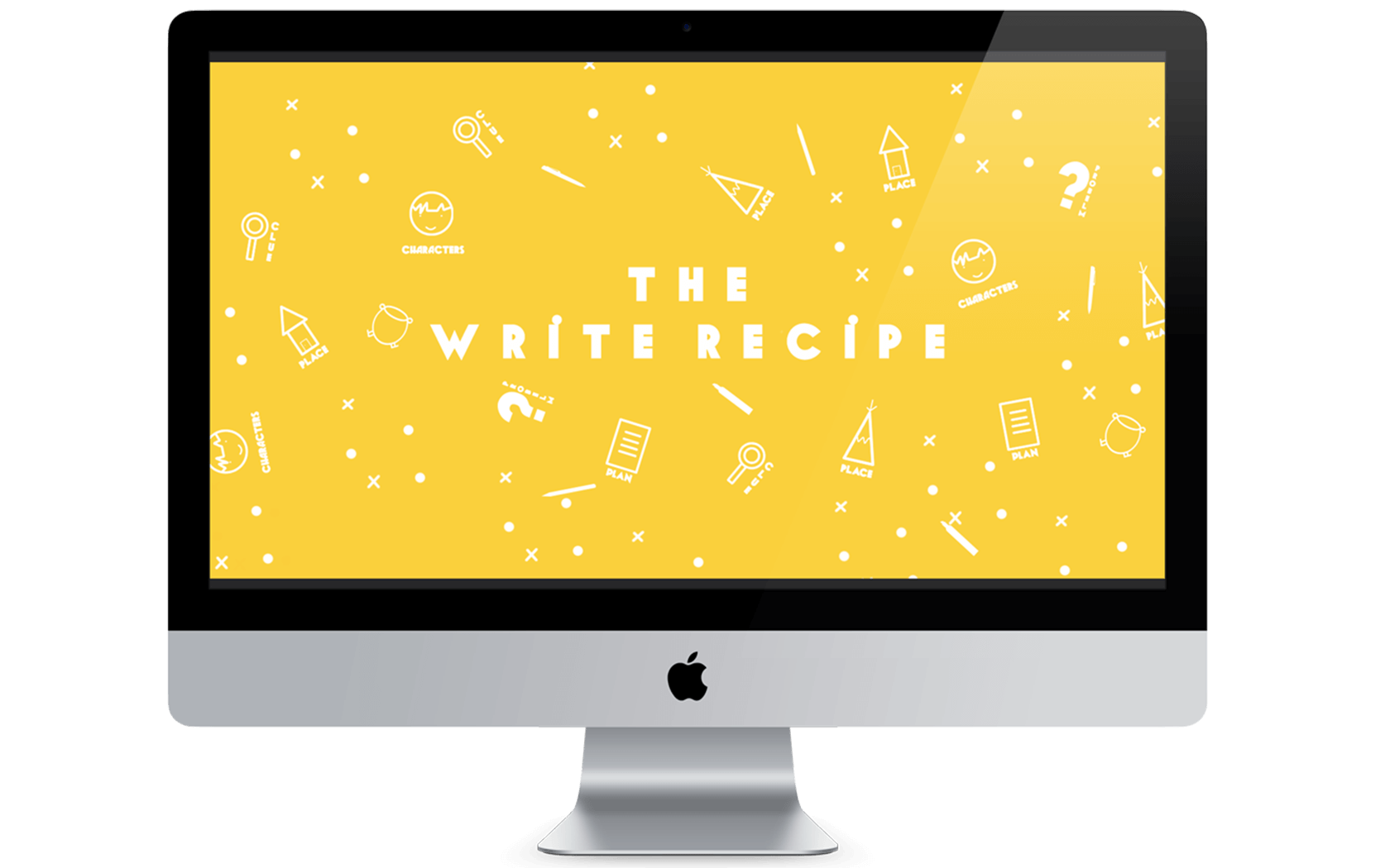 The Write Recipe - How to set up your story for success!