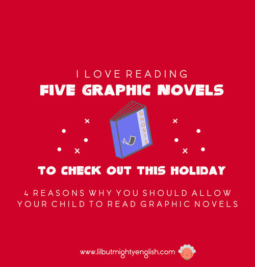 Lil' but Mighty 5 Graphic Novels to Check out this Holiday