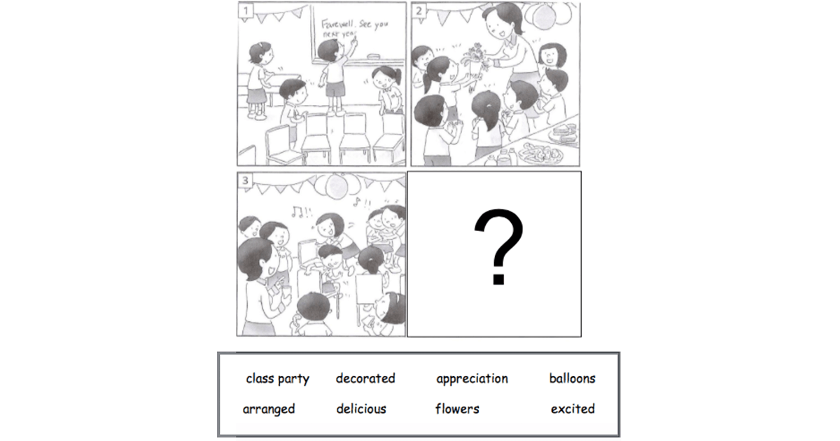 3 Writing Skills to Start Nurturing from Primary 2
