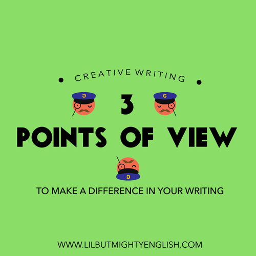 3 Points of View to Make a Difference in your Composition Writing