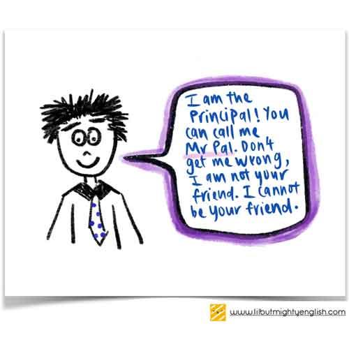 Tips on Remembering Principal