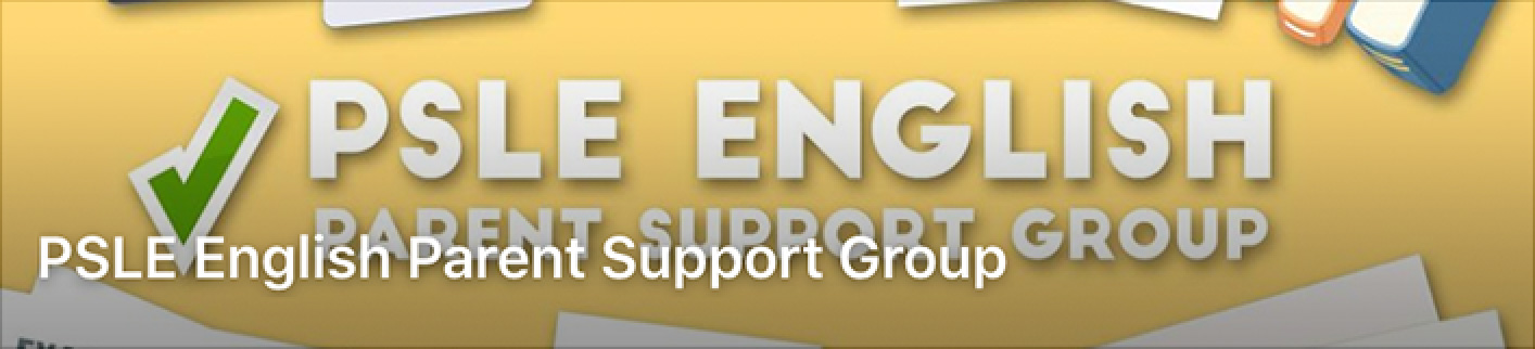 PSLE English Parent Support Group
