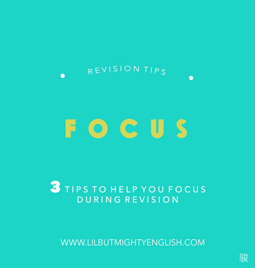 PSLE ENGLISH | Focus Tips During Revision