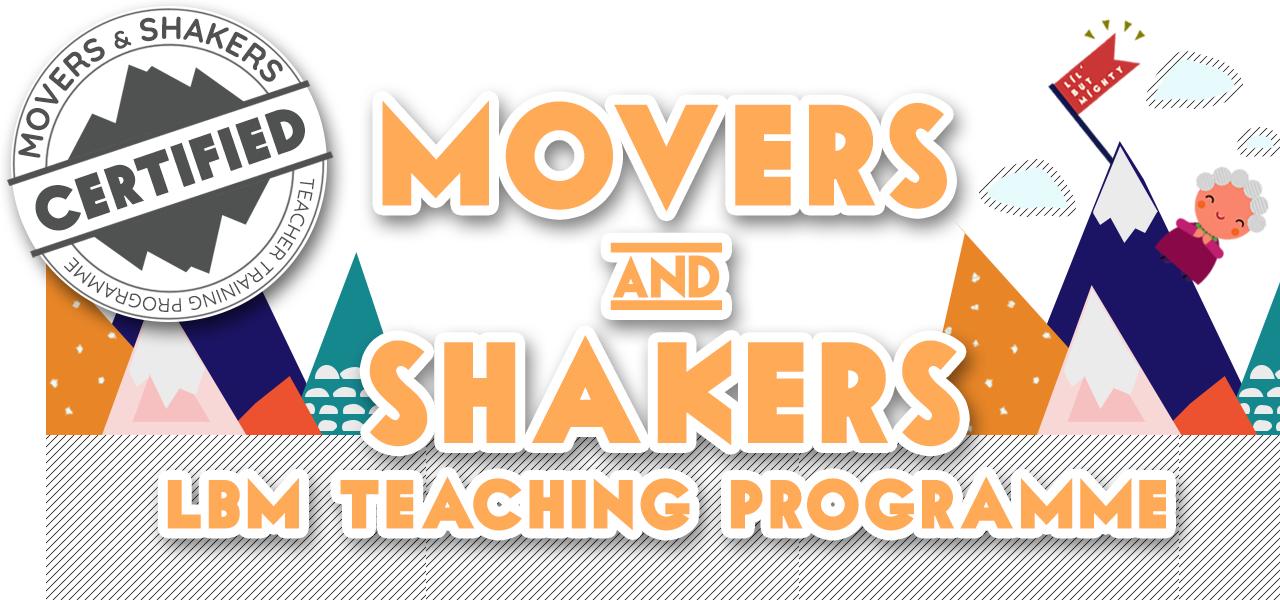 Primary English Teachers' Training Programme