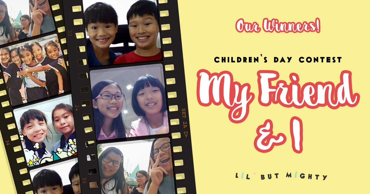 Lil' but Mighty Children's Day Contest
