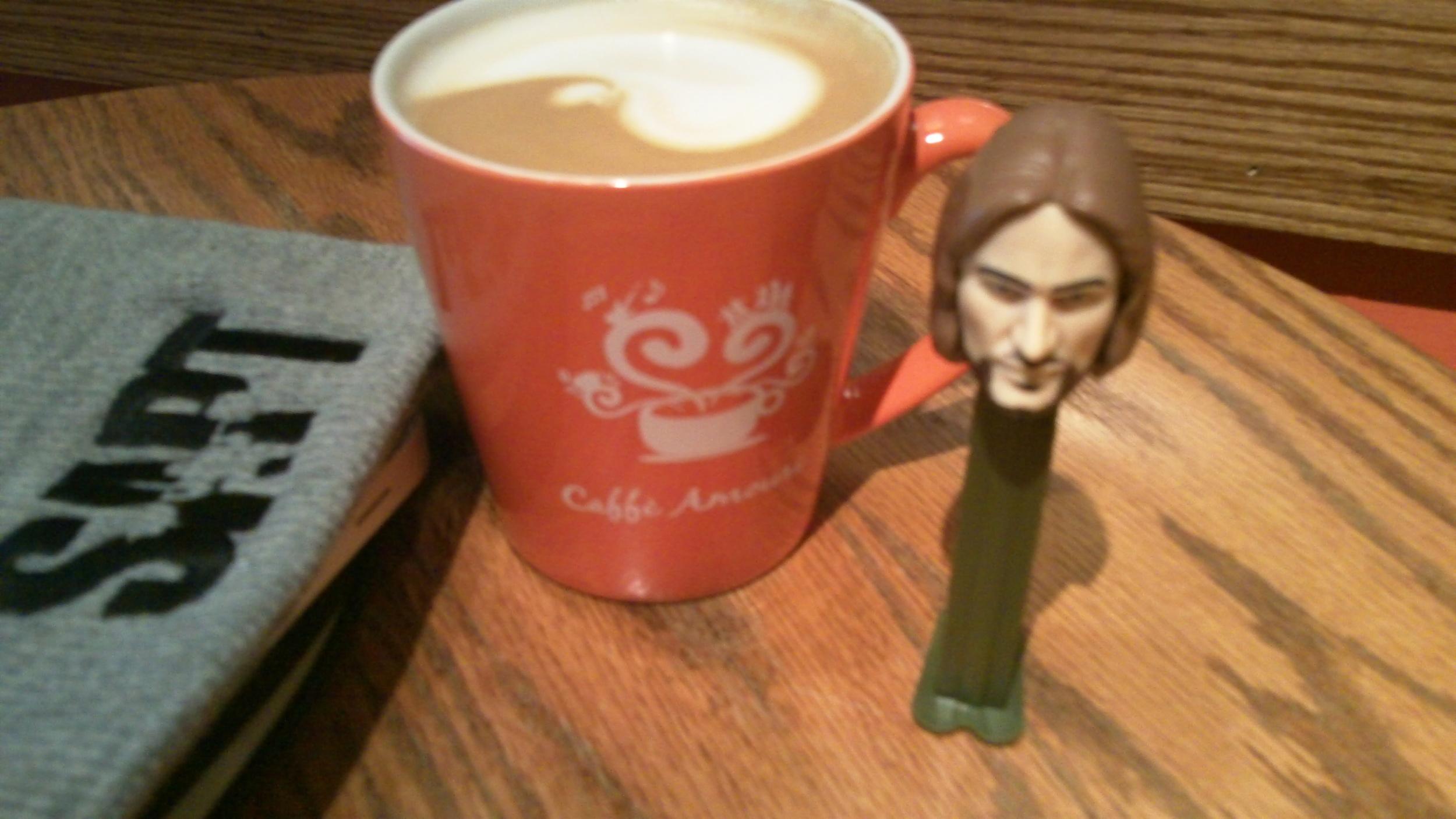 caffe amouri aragorn