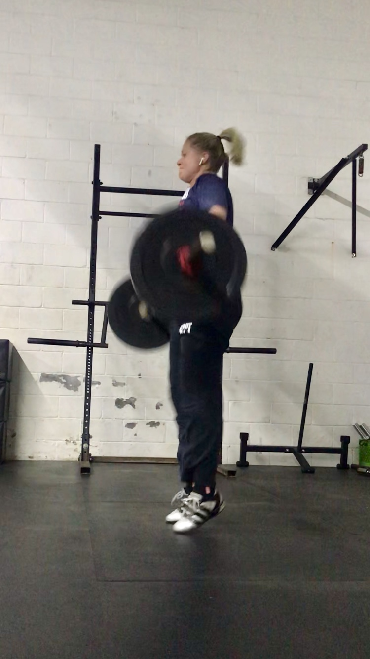 A Clean with no catch is an excellent choice for the explosive component of an HPRT session.