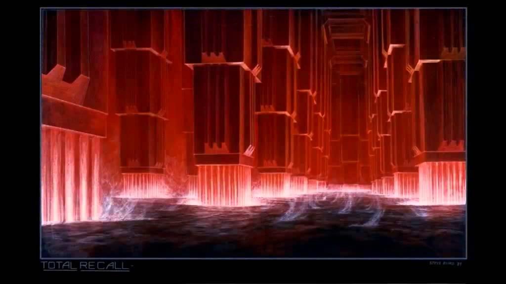 Total Recall reactor