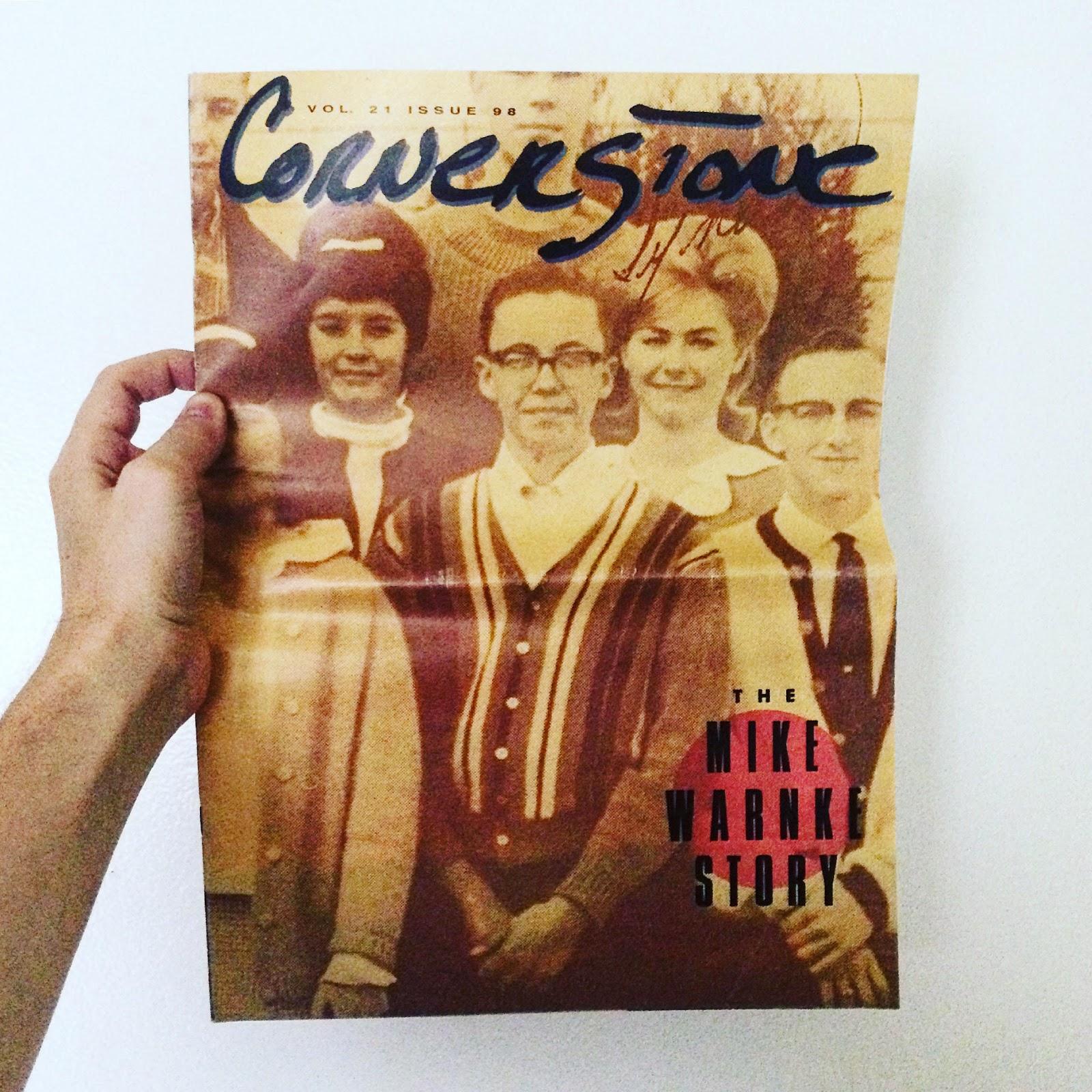 Cornerstone magazine, Volume 21, Issue 98 – 1992