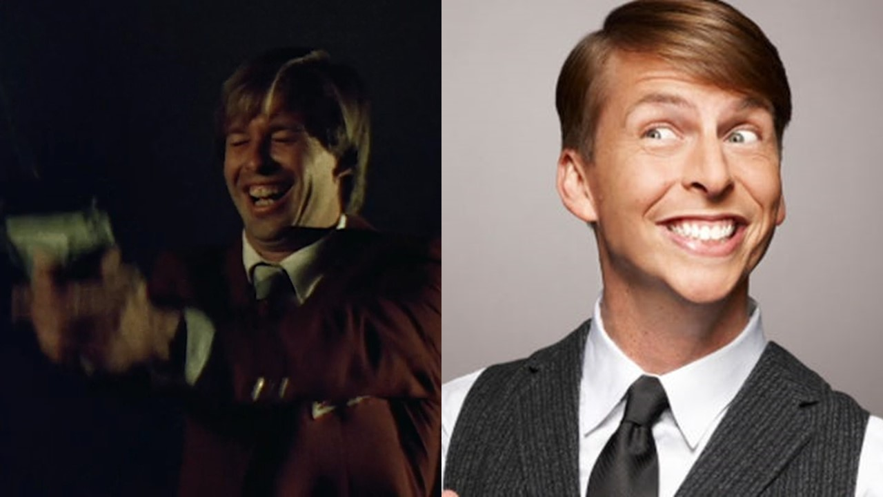 Kenneth Parcell is a killer on acid