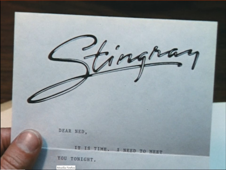 Fancy personalized letterhead