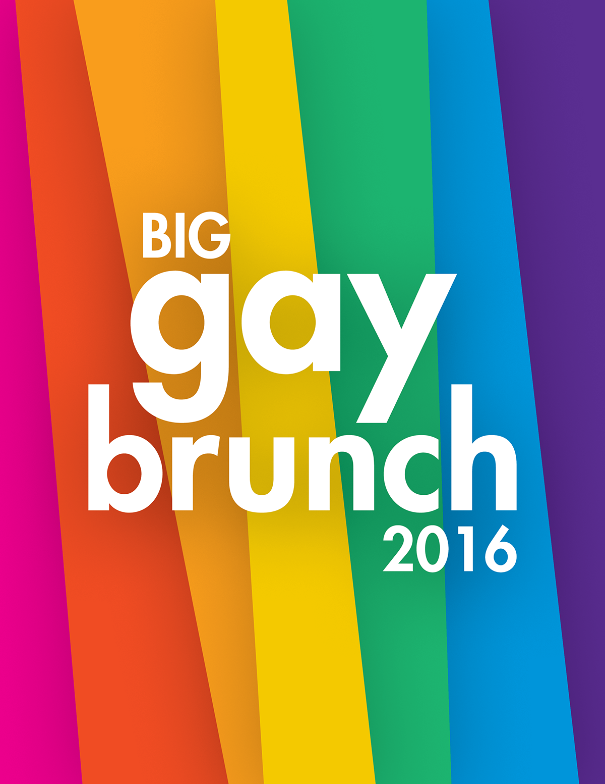 Big Gay Brunch 2016 Image