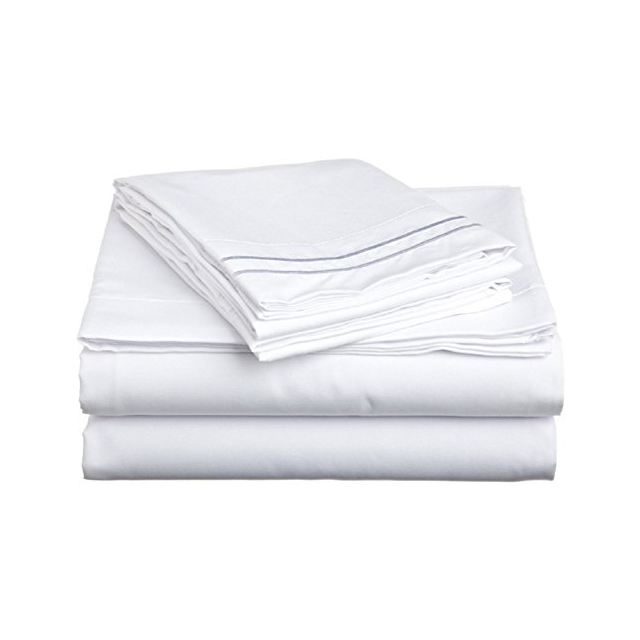 9. Dry cleaned/pressed bed sheets - Splurge. You won't regret it.