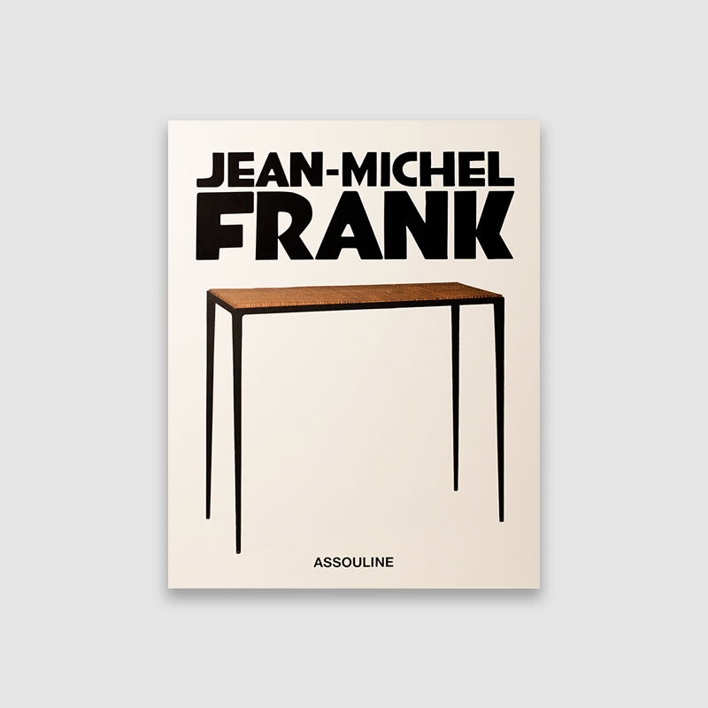 9. Jean-Michel Frank - A recent release that I don't yet own, but it's #1 on my list. A self-made interior designer honed and perfected his own unique style, known as luxe pauvre, which became a benchmark of Art Deco sophistication. This definitive volume tells the story and shows the creations of one of the most influential designers of the twentieth century; this is another one that can serve as a standalone placement.View